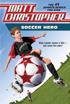 Cover for Soccer Hero