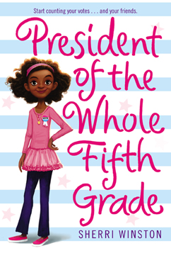 Cover for President of the Whole Fifth Grade