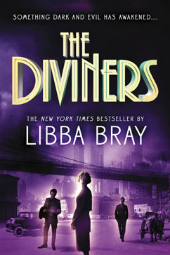 Cover for The Diviners