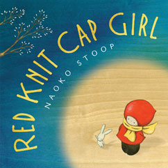 Cover for Red Knit Cap Girl