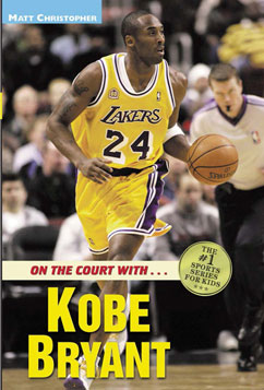 Cover for On the Court with ... Kobe Bryant