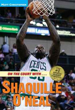 Cover for On the Court with ... Shaquille O'Neal