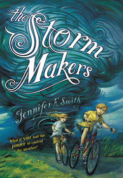 Cover for The Storm Makers