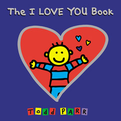 Cover for The I Love You Book