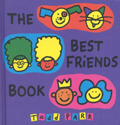 Cover for The Best Friends Book