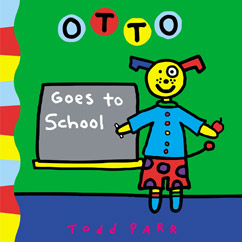 Cover for Otto Goes to School