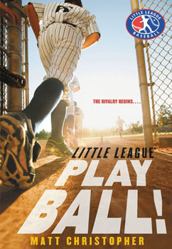 Cover for Play Ball!