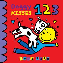 Cover for Doggy Kisses 123