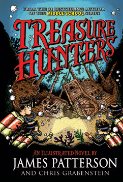 Cover for Treasure Hunters