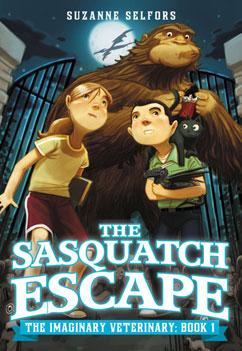 Cover for The Sasquatch Escape