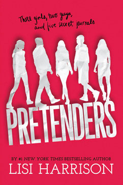 Cover for Pretenders