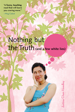 Cover for Nothing but the Truth (and a few white lies)