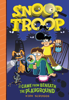 Cover for Snoop Troop