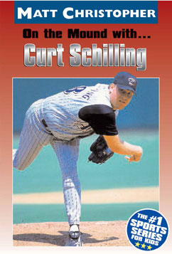 Cover for On the Mound with...Curt Schilling