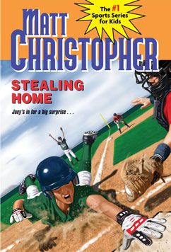 Cover for Stealing Home