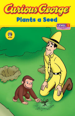 Cover for Curious George Plants a Seed