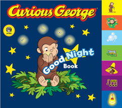 Cover for Curious George Good Night Book