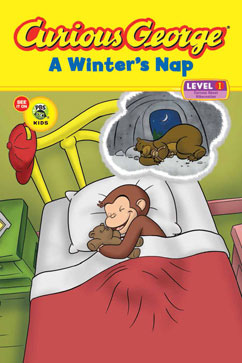Cover for Curious George A Winter's Nap