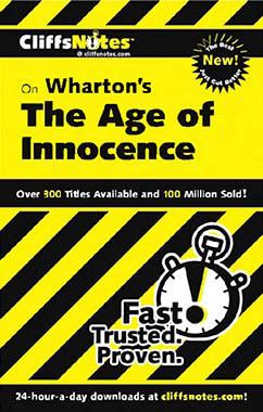 Cover for Wharton's The Age of Innocence