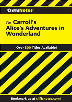 Cover for Carroll's Alice's Adventures in Wonderland