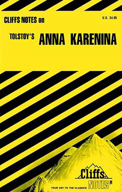 Cover for Tolstoy's Anna Karenina