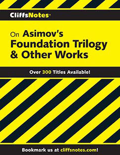 Cover for Asimov's Foundation Trilogy & Other Works