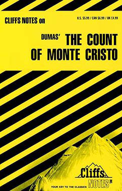 Cover for Dumas' The Count of Monte Cristo