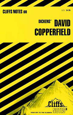 Cover for Dickens' David Copperfield