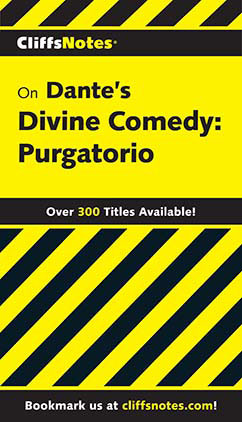 Cover for Dante's Divine Comedy-Il Purgatorio