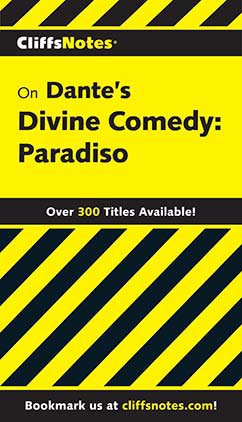Cover for Dante's Divine Comedy-III Paradiso