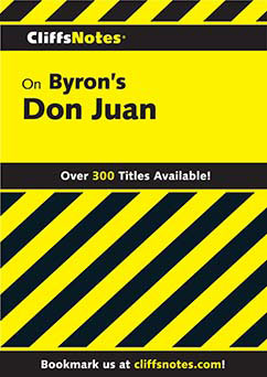 Cover for Byron's Don Juan