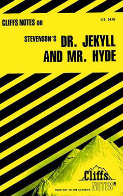 Cover for Stevenson's Dr. Jekyll and Mr. Hyde