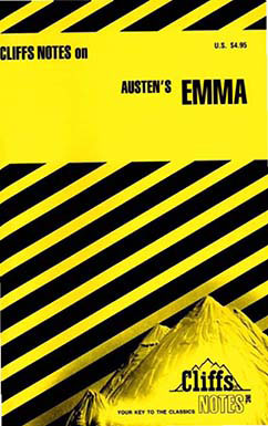 Cover for Austen's Emma