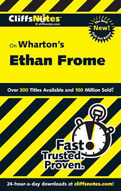Cover for Wharton's Ethan Frome