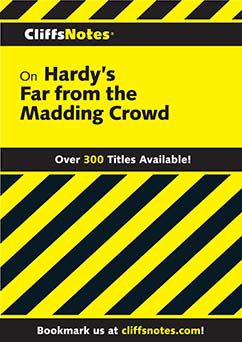 Cover for Hardy's Far From The Madding Crowd