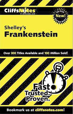 Cover for Shelley's Frankenstein