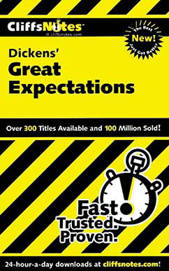 Cover for Dickens' Great Expectations
