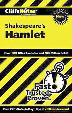 Cover for Shakespeare's Hamlet