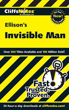 Cover for Ellison's Invisible Man