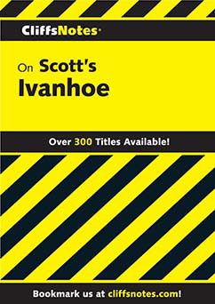 Cover for Scott's Ivanhoe