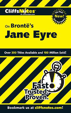 Cover for Brontë's Jane Eyre