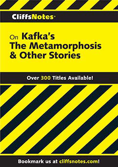 Cover for Kafka's The Metamorphosis & Other Stories