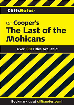 Cover for Cooper's The Last of the Mohicans