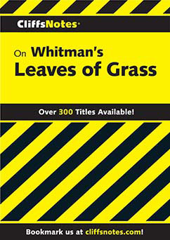 Cover for Whitman's Leaves of Grass