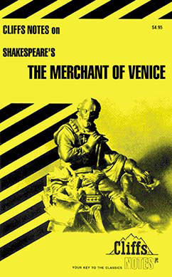 Cover for Shakespeare's The Merchant of Venice