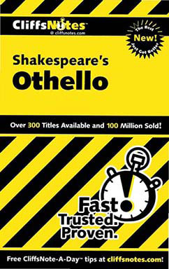Cover for Shakespeare's Othello