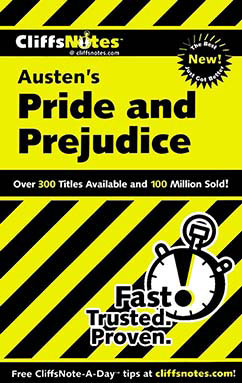Cover for Austen's Pride and Prejudice