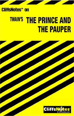 Cover for Twain's The Prince and The Pauper
