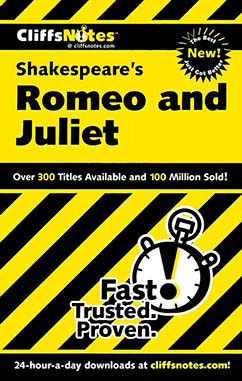 Cover for Shakespeare's Romeo and Juliet