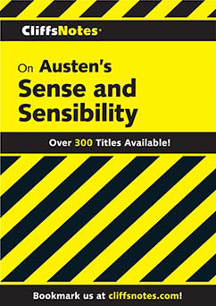 Cover for Austen's Sense and Sensibility